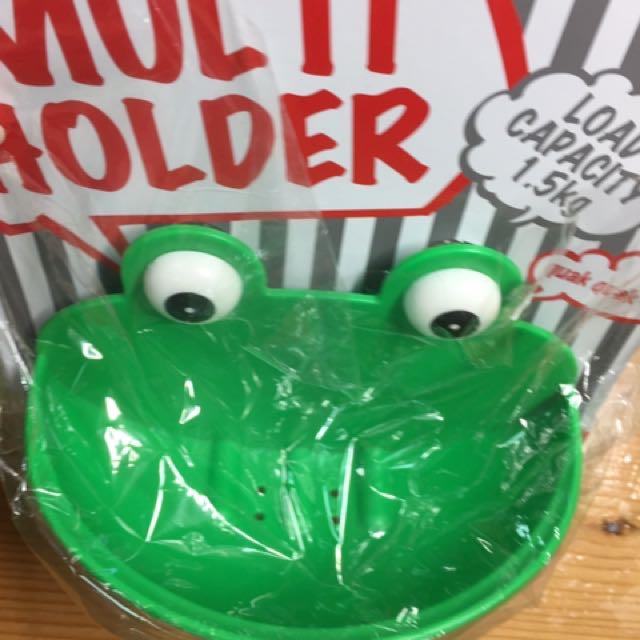 青蛙🐸吸盤置物盒