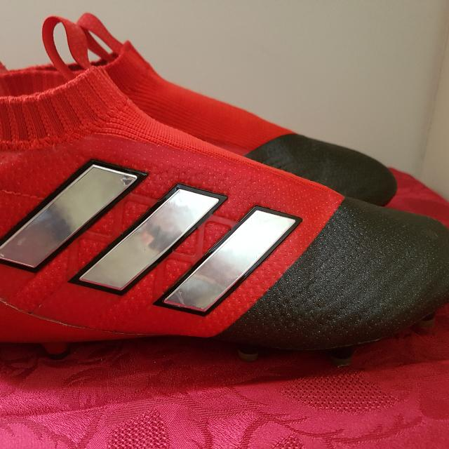 Adidas ACE 17+ PURECONTROL FG With Boost Sole