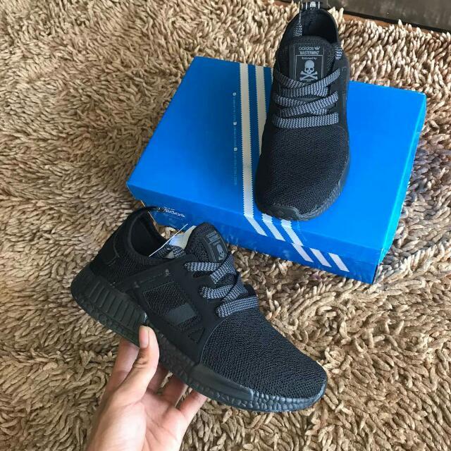 the best attitude 7ae84 7fdb2 Adidas NMD Mastermind All Black