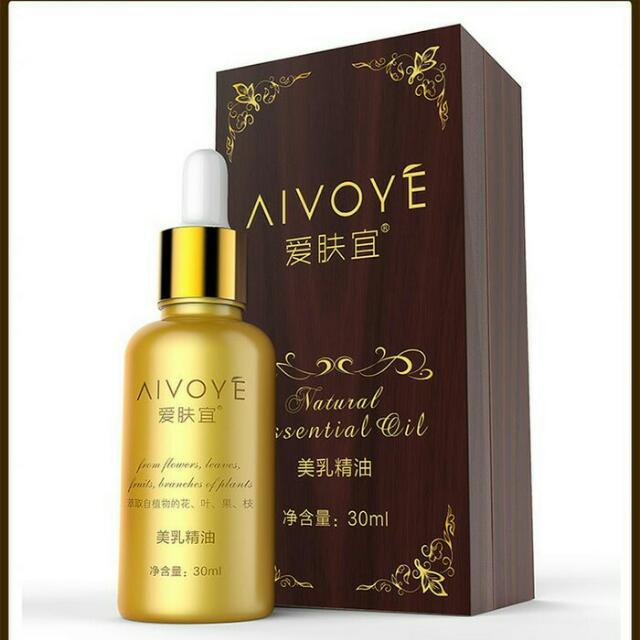 AFY Pure Natural Esential Oil Serum Pembesar Payudara