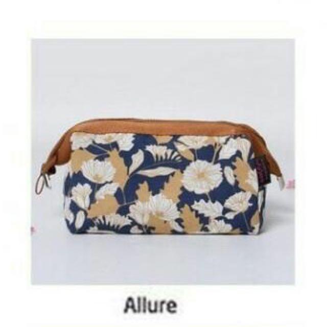 Allure Tempat Kosmetik / Pouch Cosmetic