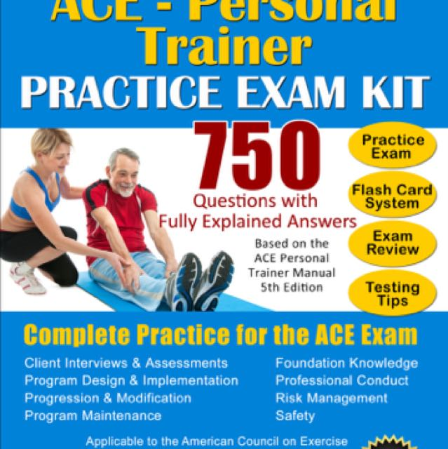 American Council On Exercise Ace Certified Personal Trainer Exam