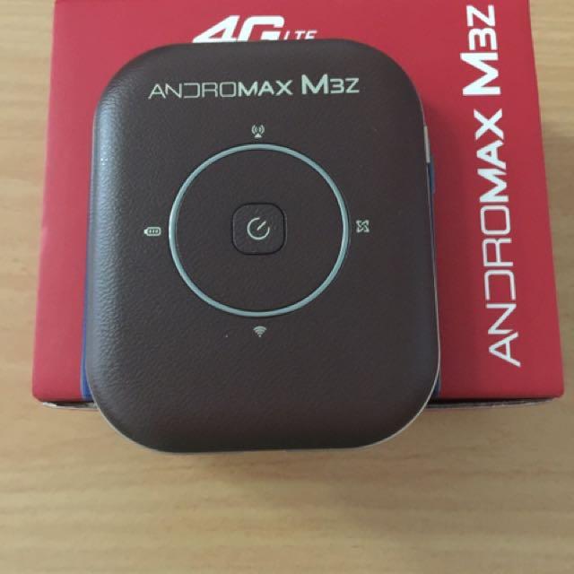 Andromax M3z Mini Router Modem