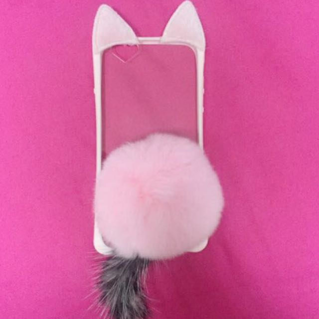 ARIANNA GRANDE INSPIRED CASE FOR IP6!!
