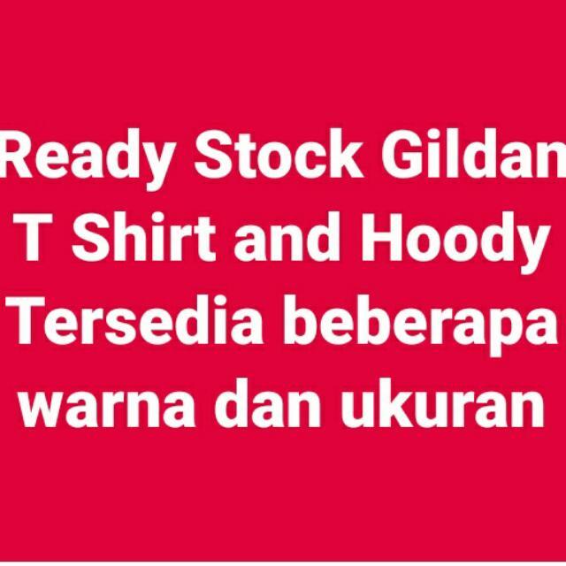 Authentic Gildan Tee