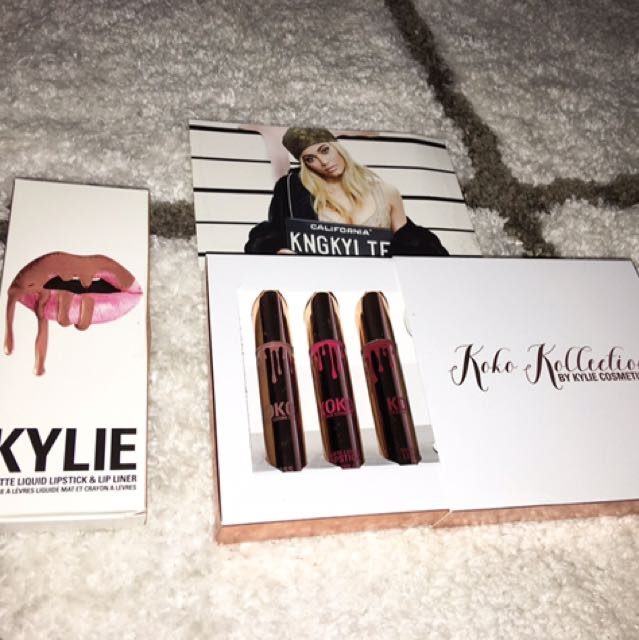 Authentic Kylie Cosmetics