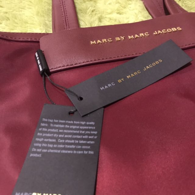 Authentic Marc Jacobs Tote Bag