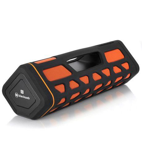Rugged Splashproof Wireless Speaker