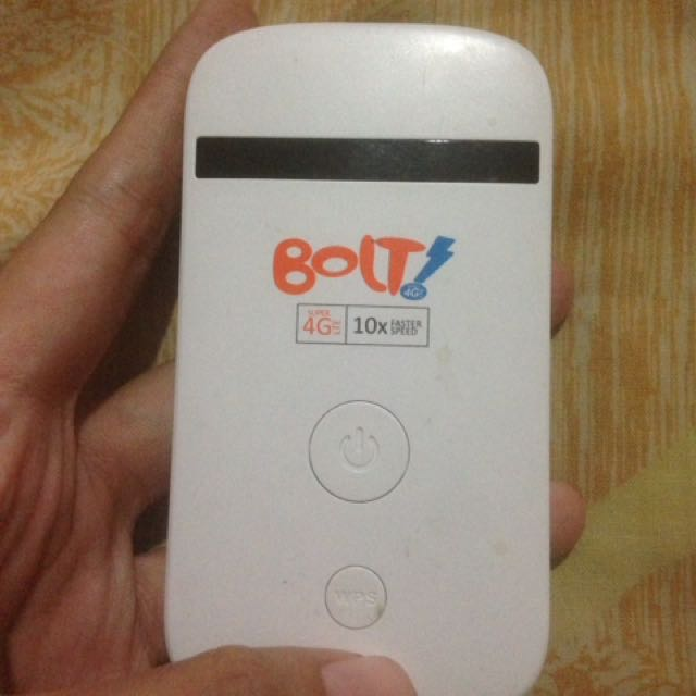 Bolt Mifi MF90 / Modem