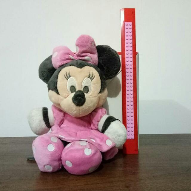 Boneka Minnie Mouse Original