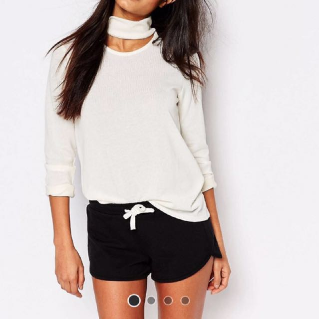 BOOHOO Cut-Out Top