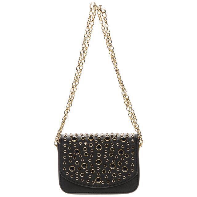 Brand New Juicy Couture Leather Mini Stone Bag Sophia Collection ... 7f36355bdad9