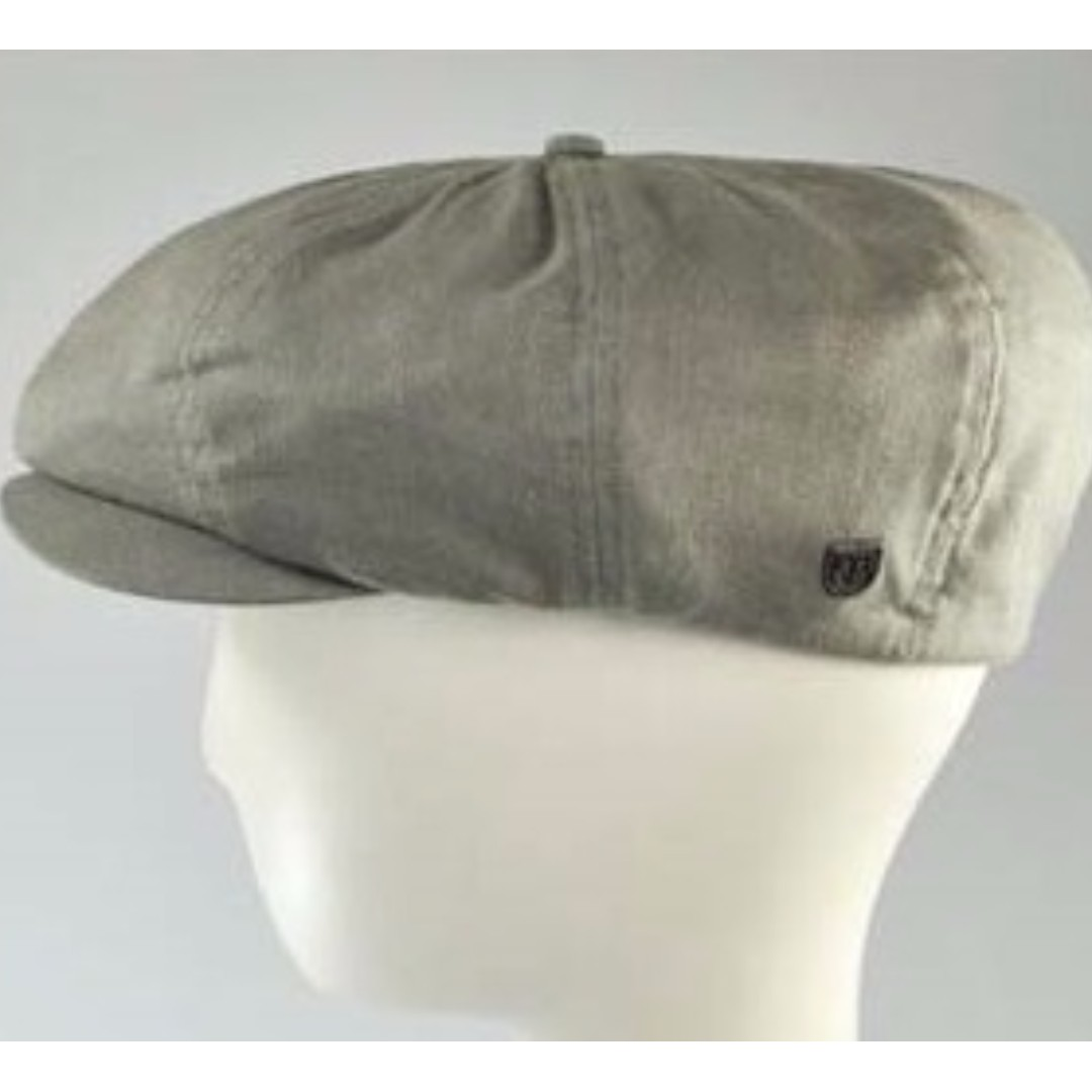 9c644d25 Brixton Men's Brood Snap Cap, Men's Fashion, Accessories on Carousell