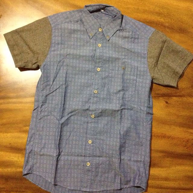 Button Down Shirt By Javaruss