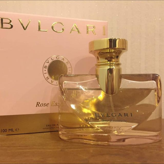 Bvlgari Perfume Rose Essentielle 100ml