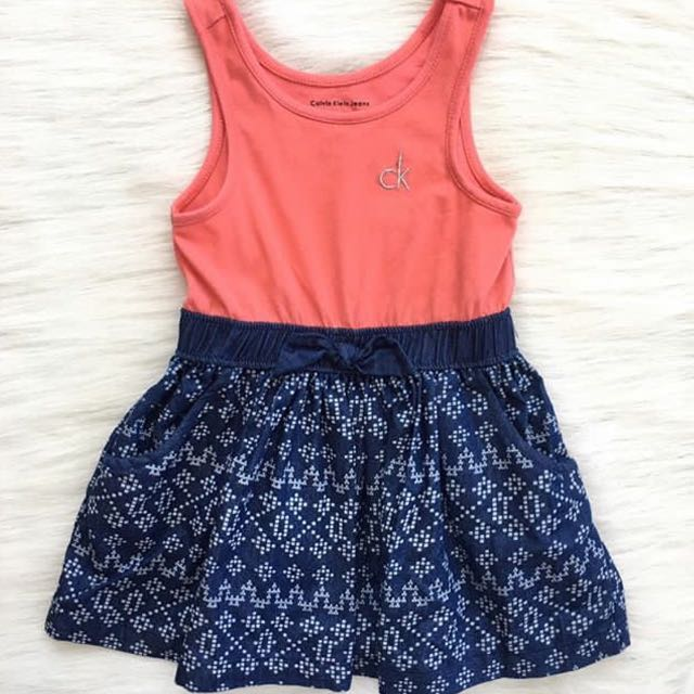 Calvin Klein Dress - 2T