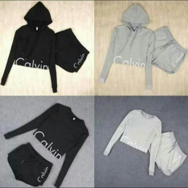 e81660762e085 Calvin Klein Terno (with hood and without)