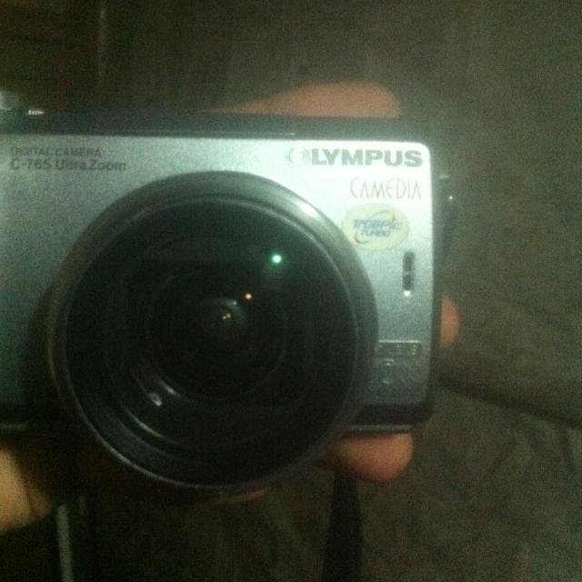 Camera Olypus C760 Ultra Zoom