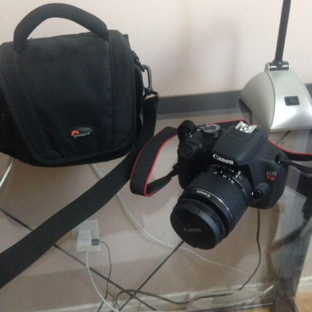 Canon EOS Rebel T5 DSLR kit