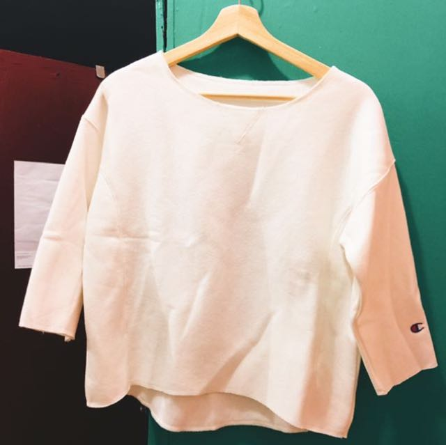 🈹降價Champion x Urban Research 棉上衣#含運最划算