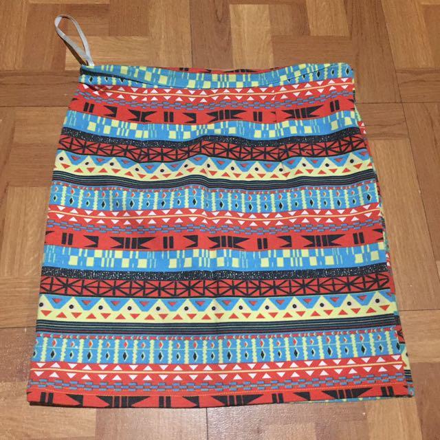 Coco Cabana Bandage Skirt