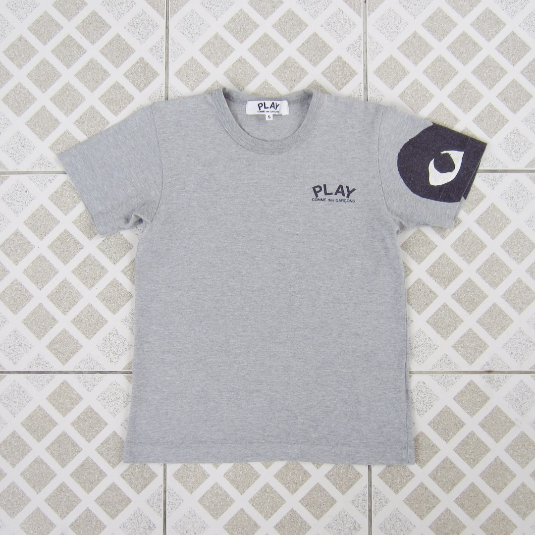 Comme des Garcons CDG PLAY Heart T-shirt