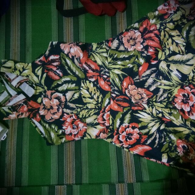 Cute Dress For Lady