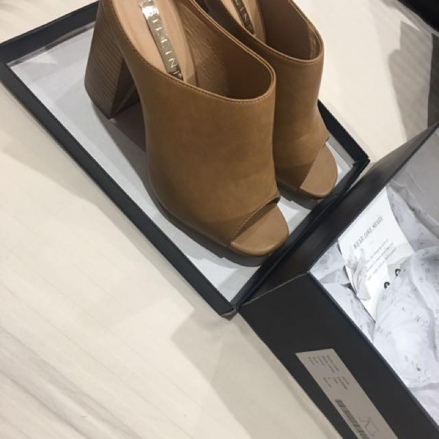 """DIONNE"" Heels From Billini"