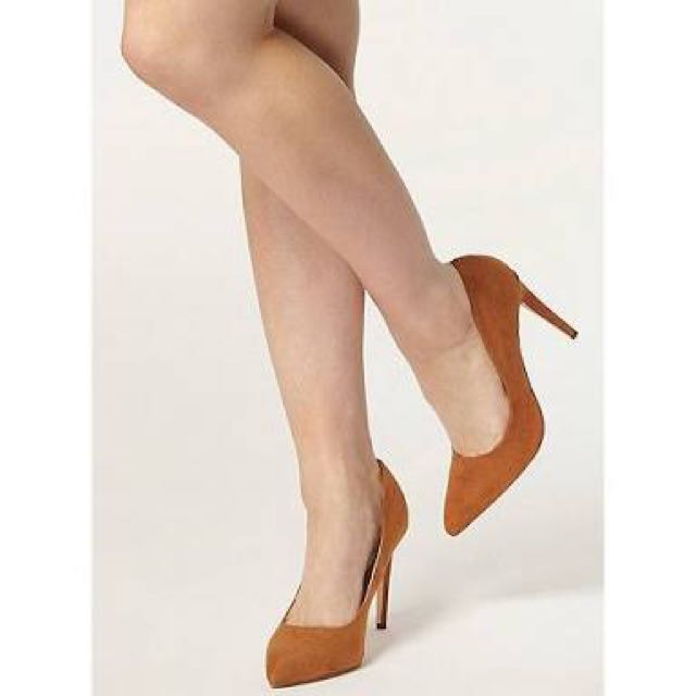 Dorothy Perkins Tan Shoes