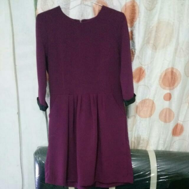 Dress Cantik ( Brand Minimal)