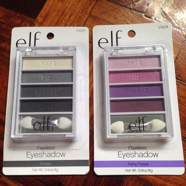 Elf Flawless Eyeshadow