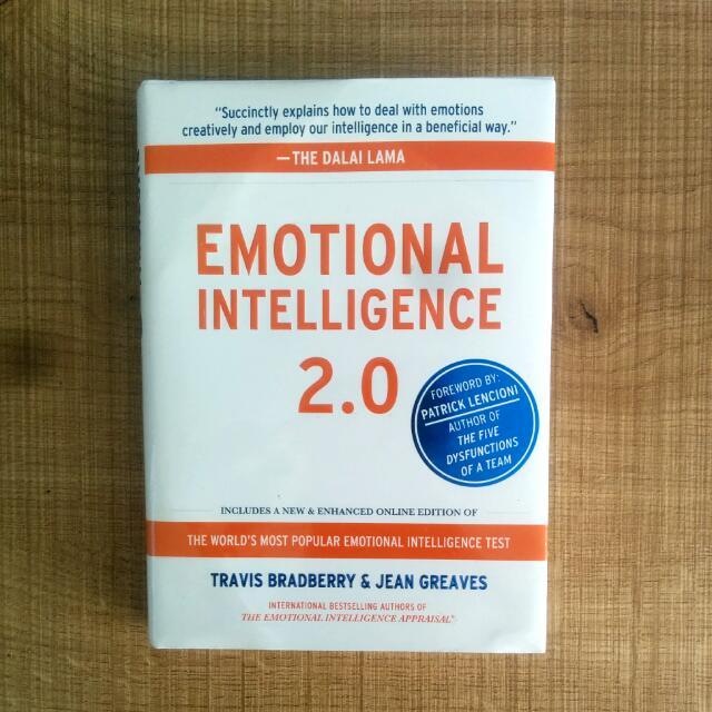 Emotional Intelligence 2.0, Travis Bearberry & Jean Greaves [Self- Help Book]