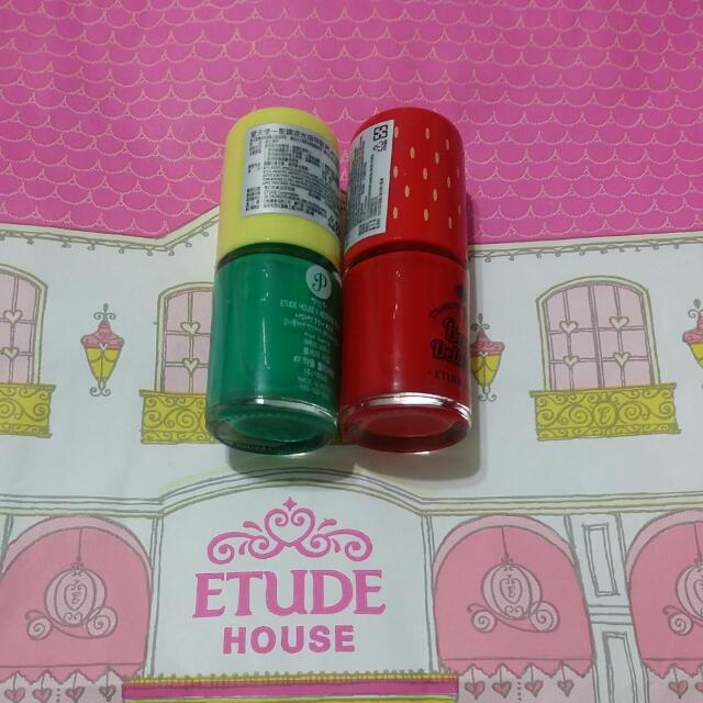 🔺Etude House 指甲油 #五十元美妝