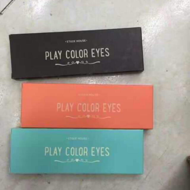 Etude House: Play Colour Eyes