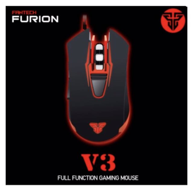 Fantech furion V3 full function gaming mouse