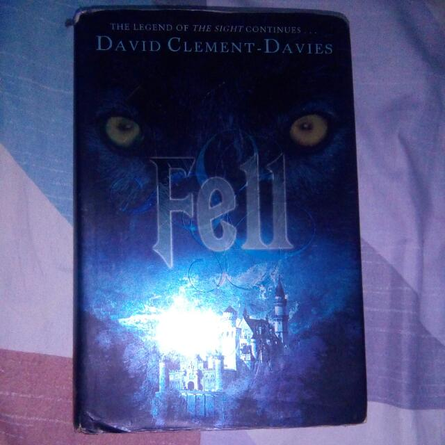 FELL by David Clement Davies