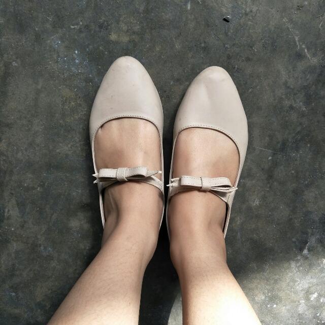 Flatshoes Nevada Murah
