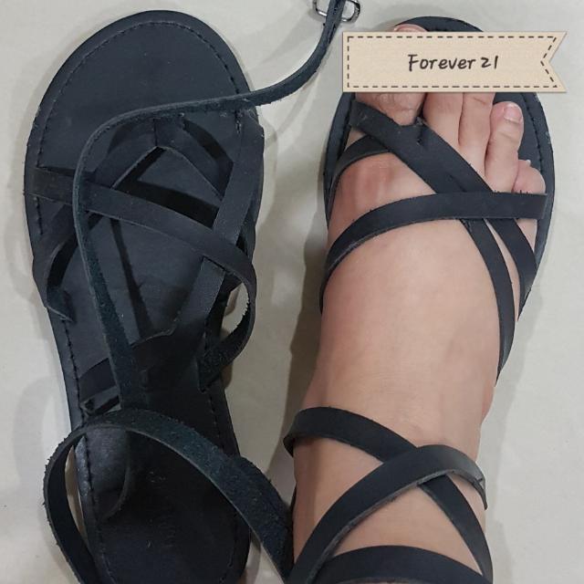 Forever 21 Gladiator Sandal