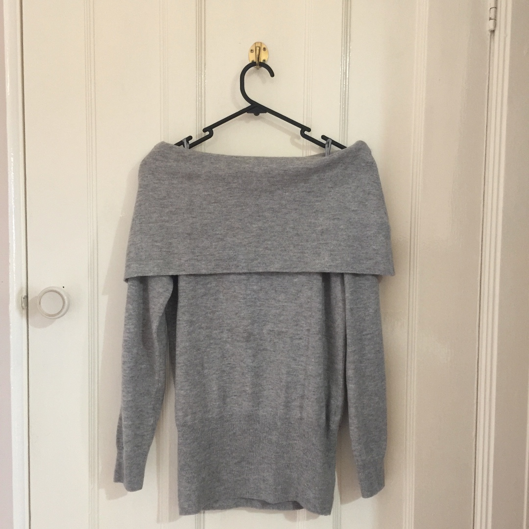 French Connection Off Shoulder Knit