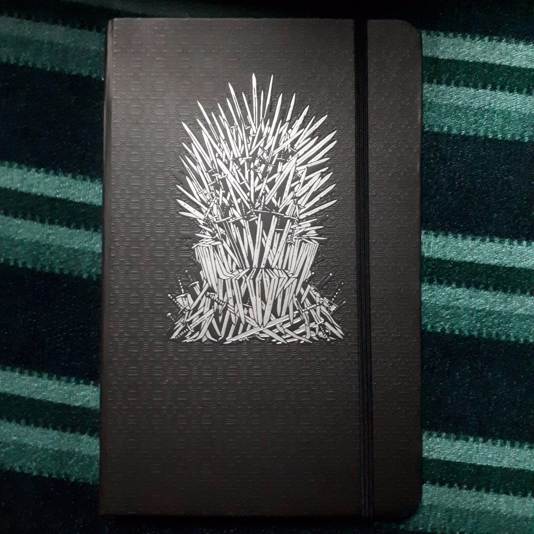 Game of Thrones Insight Editions Journal - Iron Throne