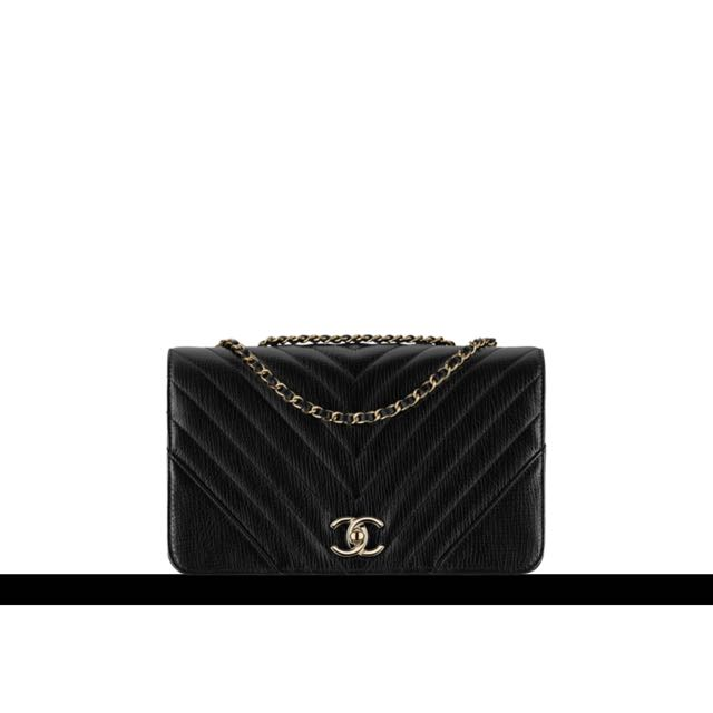 Genuine Chanel Clutch