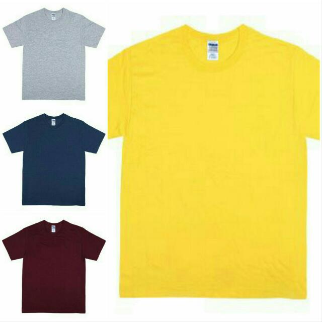 Authentic Gildan Tee