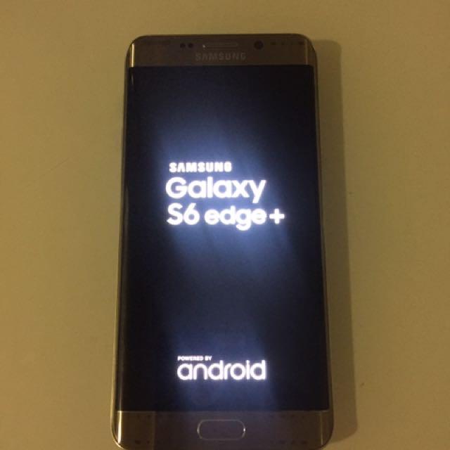 Gold S6 Edge+