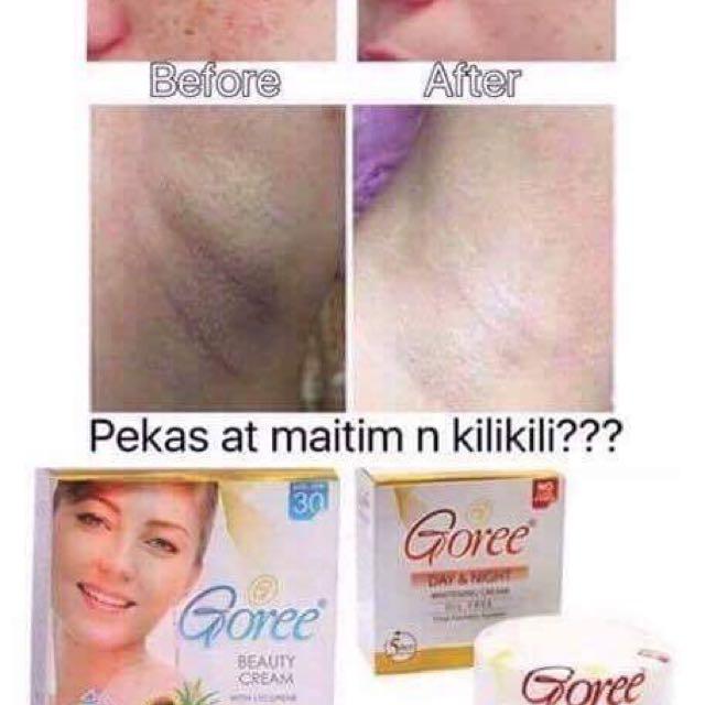 GOREE Whitening Cream, Health & Beauty, Bath & Body on Carousell
