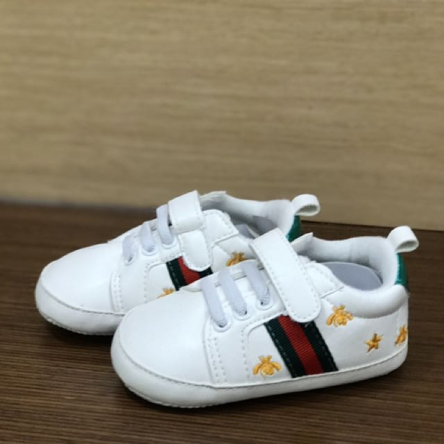 1640bbaff51 Gucci Inspired Design Shoe 6 Month 9 Month 12 Month