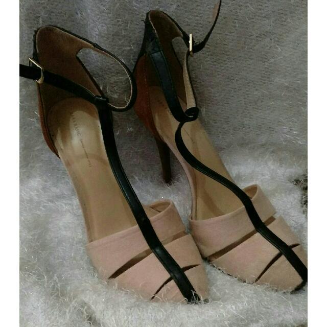 SALE Heels Zara