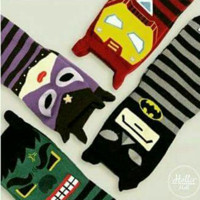 Iconic Character Sock