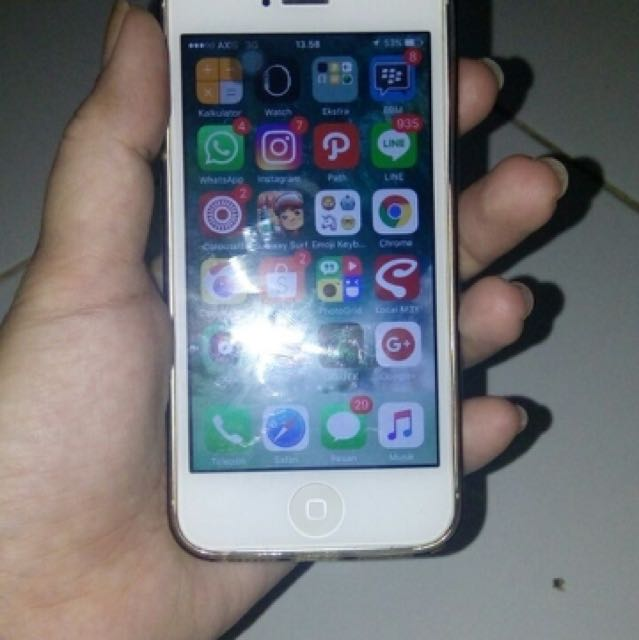 Iphone 5 16gb (ori)