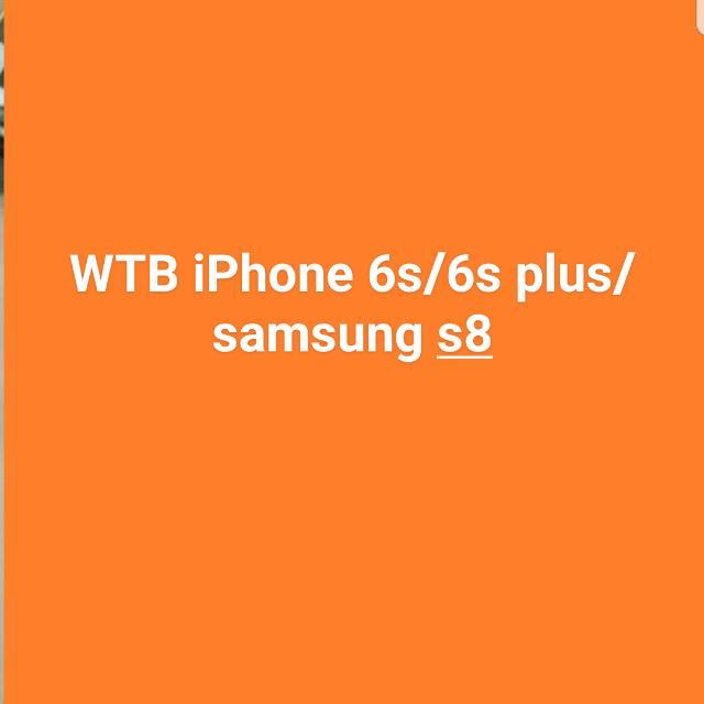 iPhone/ Samsung Please