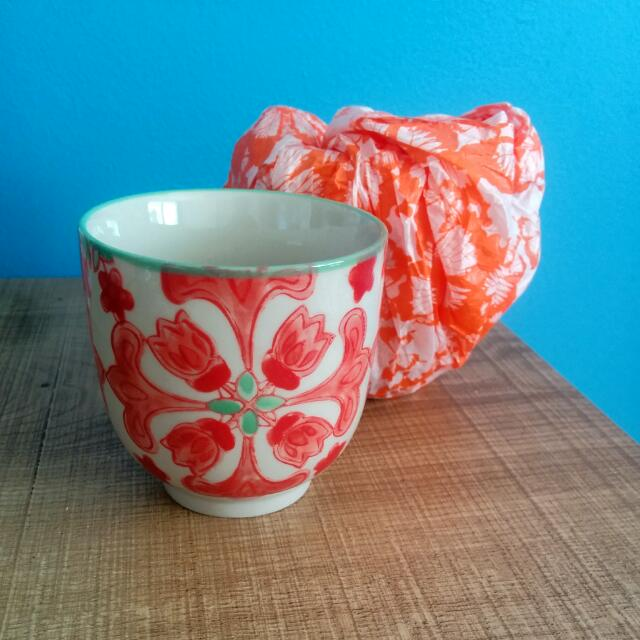 Japanese-style T2 Tea Cup (3x Cups)